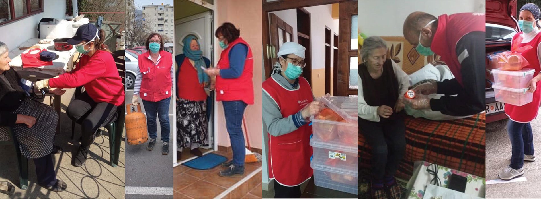 Pojačane aktivnosti Caritasa Crne Gore