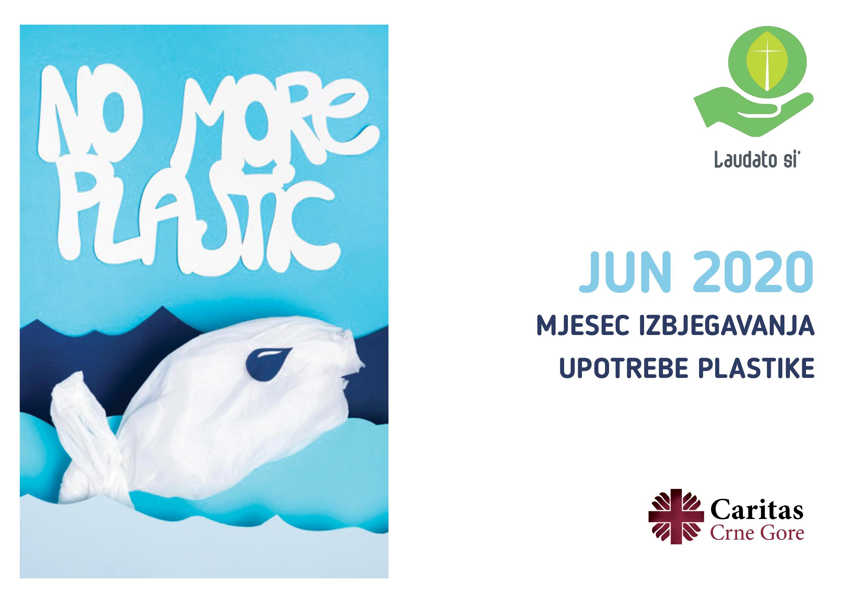 Preporuke za Mjesec izbjegavanja upotrebe plastike (jun 2020.)