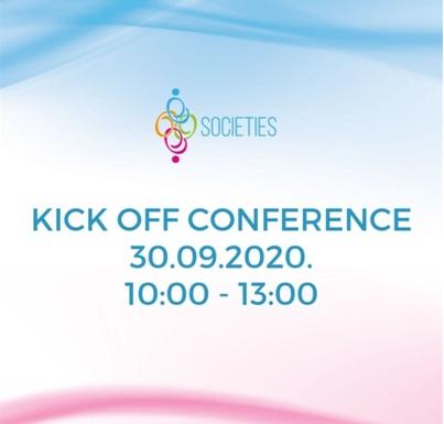 SOCIETIES uvodna konferencija