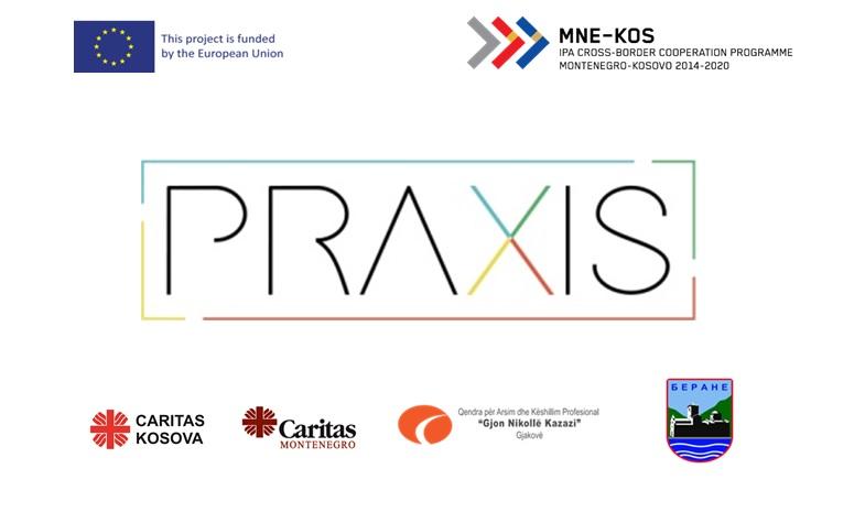 """Projekat """"PRAXIS"""" predstavljen u Srednjoj stručnoj školi u Petnjici"""