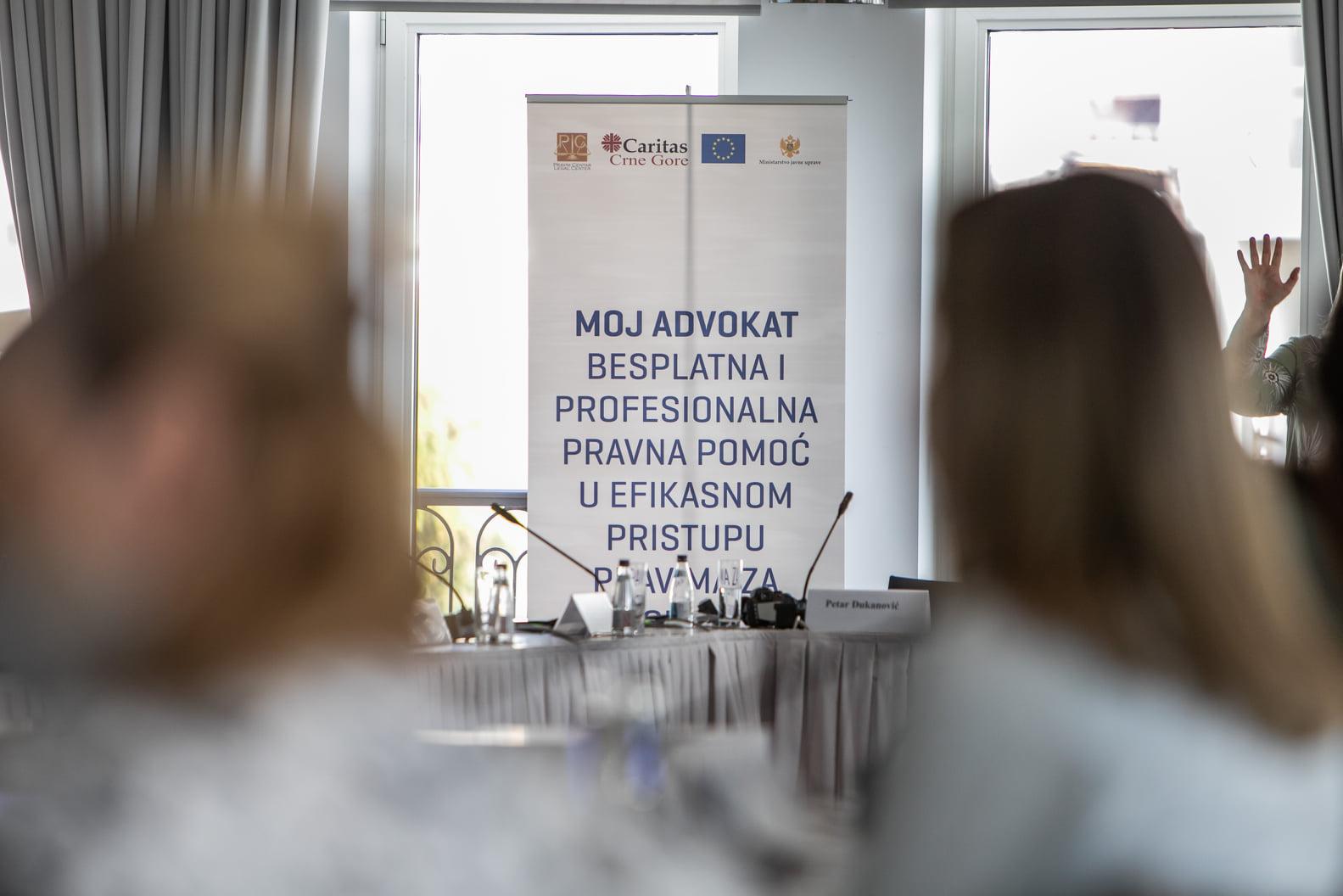 Održan trening o Integraciji lica sa međunarodnom zaštitom u Crnoj Gori – Izrada planova integracije