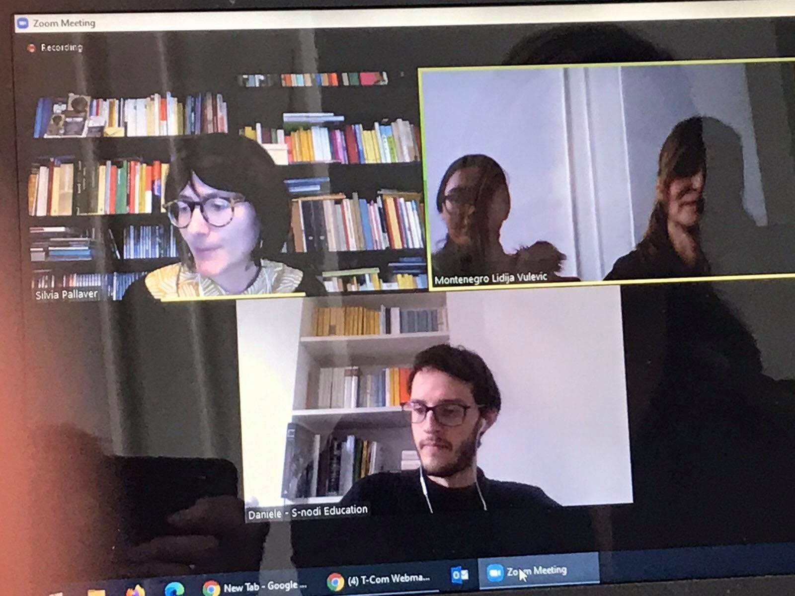 Održana mentorska sesija za kopirnicu SCRIPT