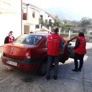 Akcija pomoći Caritasa Barske nadbiskupije