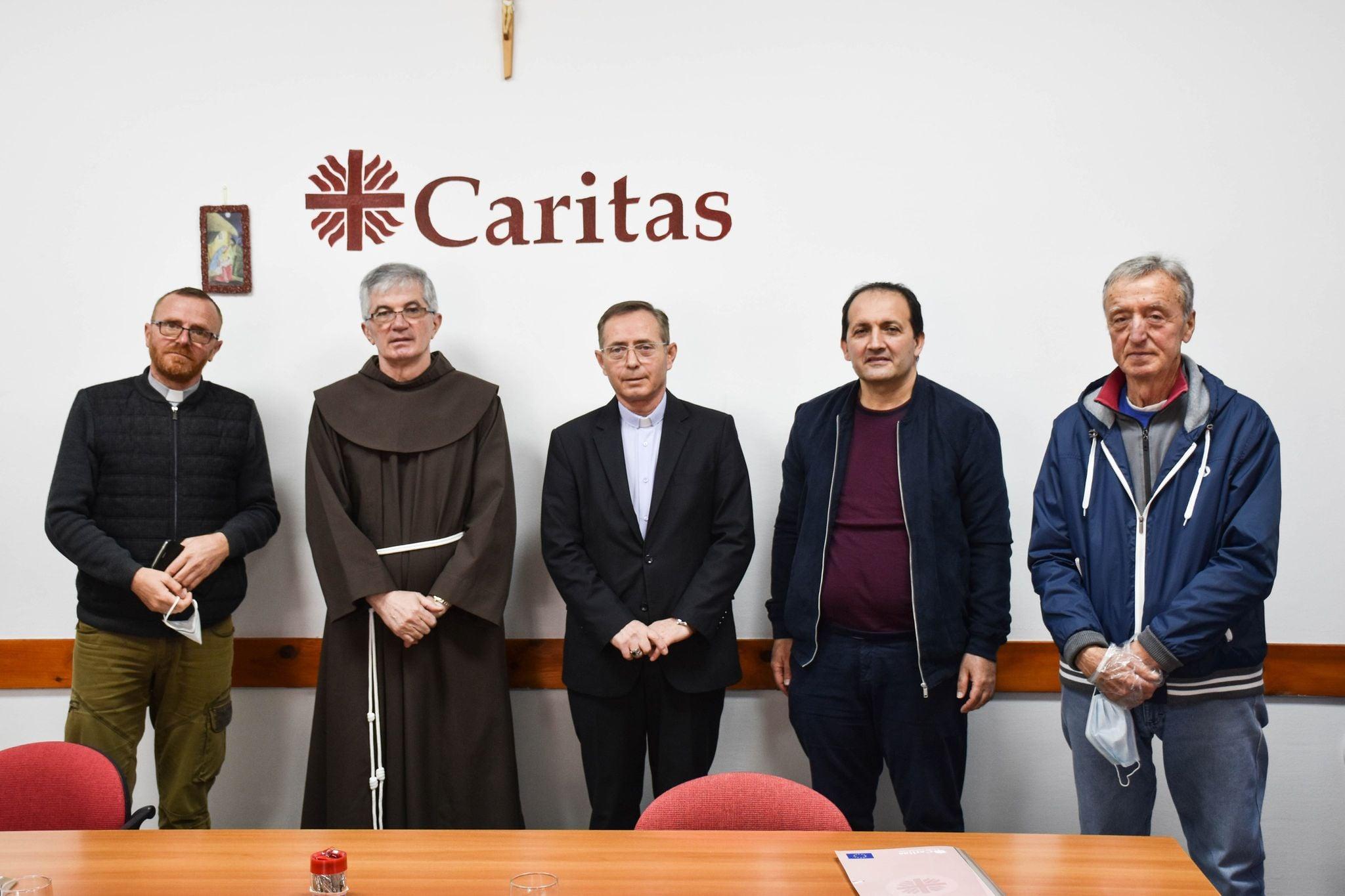 Imenovan novi direktor Caritasa Barske nadbiskupije