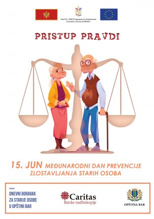Obilježen Međunarodni dan prevencije zlostavljanja starijih osoba