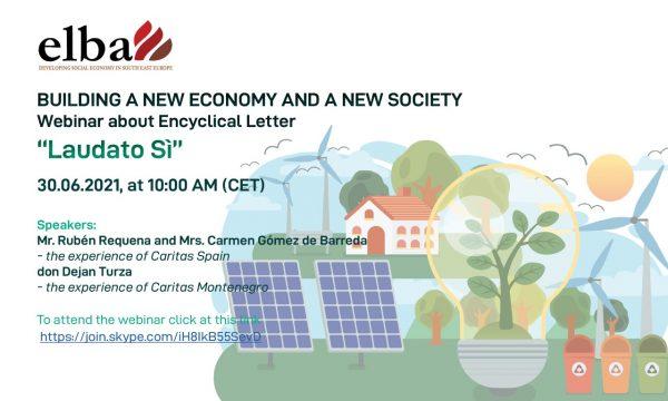 """Vebinar """"Izgradnja nove ekonomije i novog društva"""""""