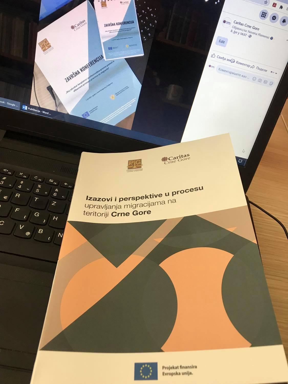 """Predstavljena publikacija """"Izazovi i perspektive u procesu upravljanja migracijama na teritoriji Crne Gore"""""""
