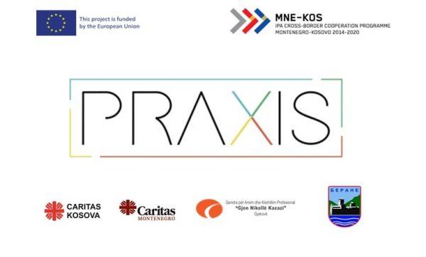 Caritas Crne Gore u okviru projekta PRAXIS objavljuje poziv poslodavcima za volonterski program