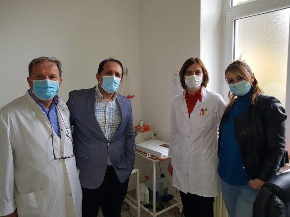 Mreža Caritasa u Crnoj Gori donirala medicinsku opremu
