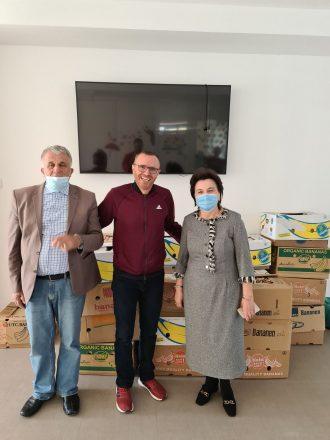 Humanitarna pomoć donirana vrtiću u Tuzima